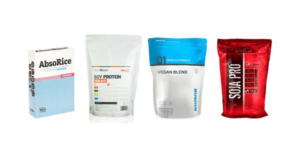 Veganski proteini