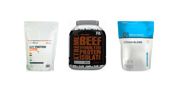 Proteini bez laktoze